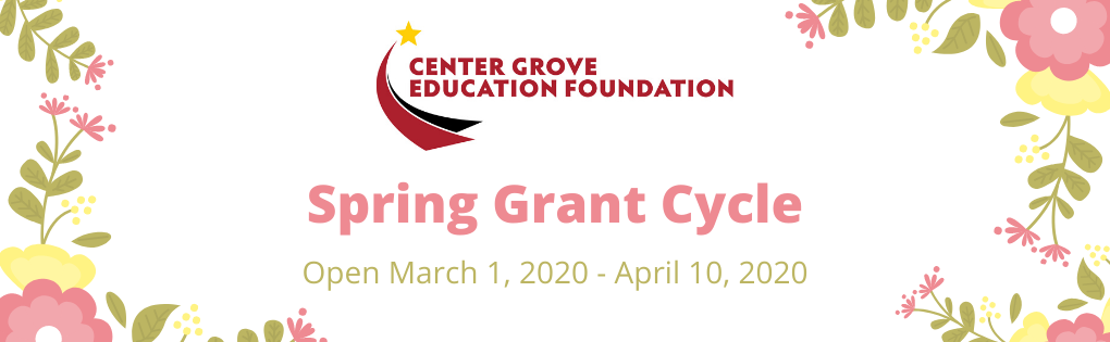 Spring Grant Cycle