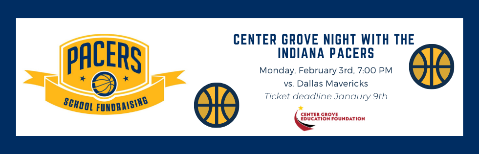 CG Night with the Pacers 2020