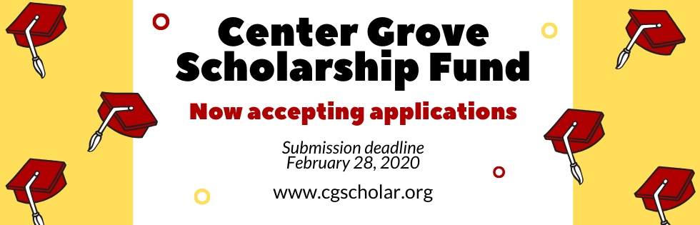 Center Grove Scholarships 2020