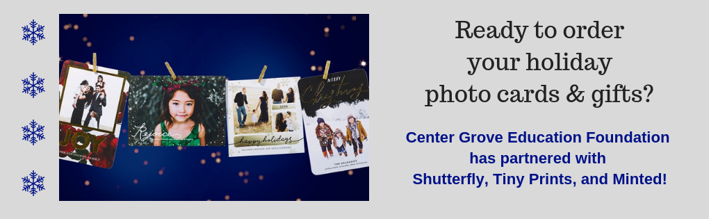 CGEF Holiday Cards